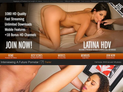 Latina HDV review. Latina HDV. If you think today's porn is not giving hot ...