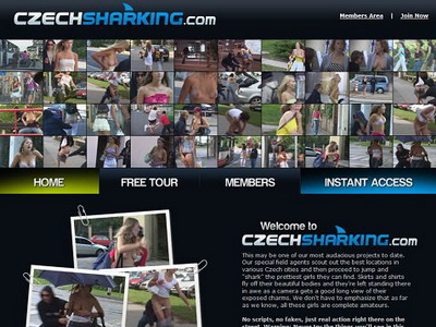 Czech Sharking