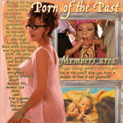 Porn of the Past
